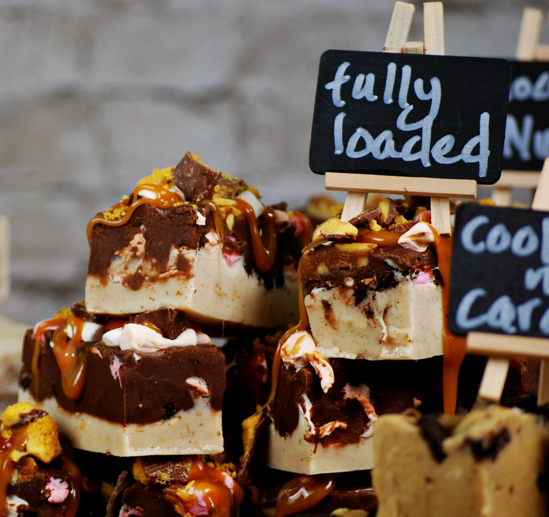 Fully Loaded Fudge