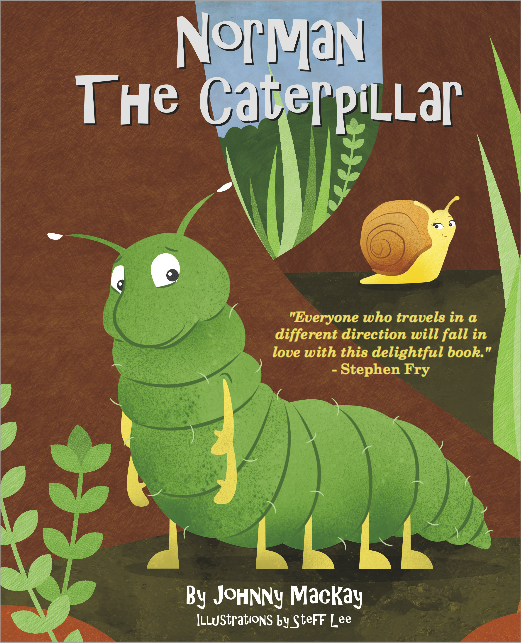 Norman the Caterpillar